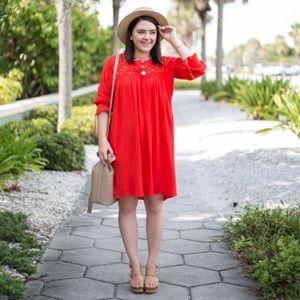 🆕{Listing} Madewell Eyelet Daybreak Dress